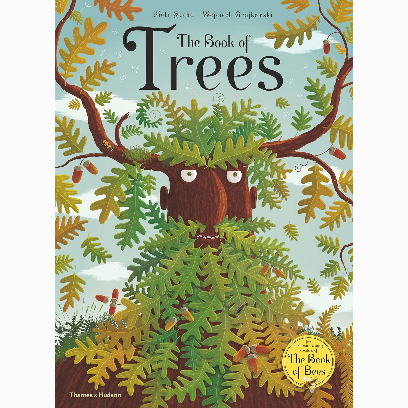 The Book Of Trees - Hardback Book
