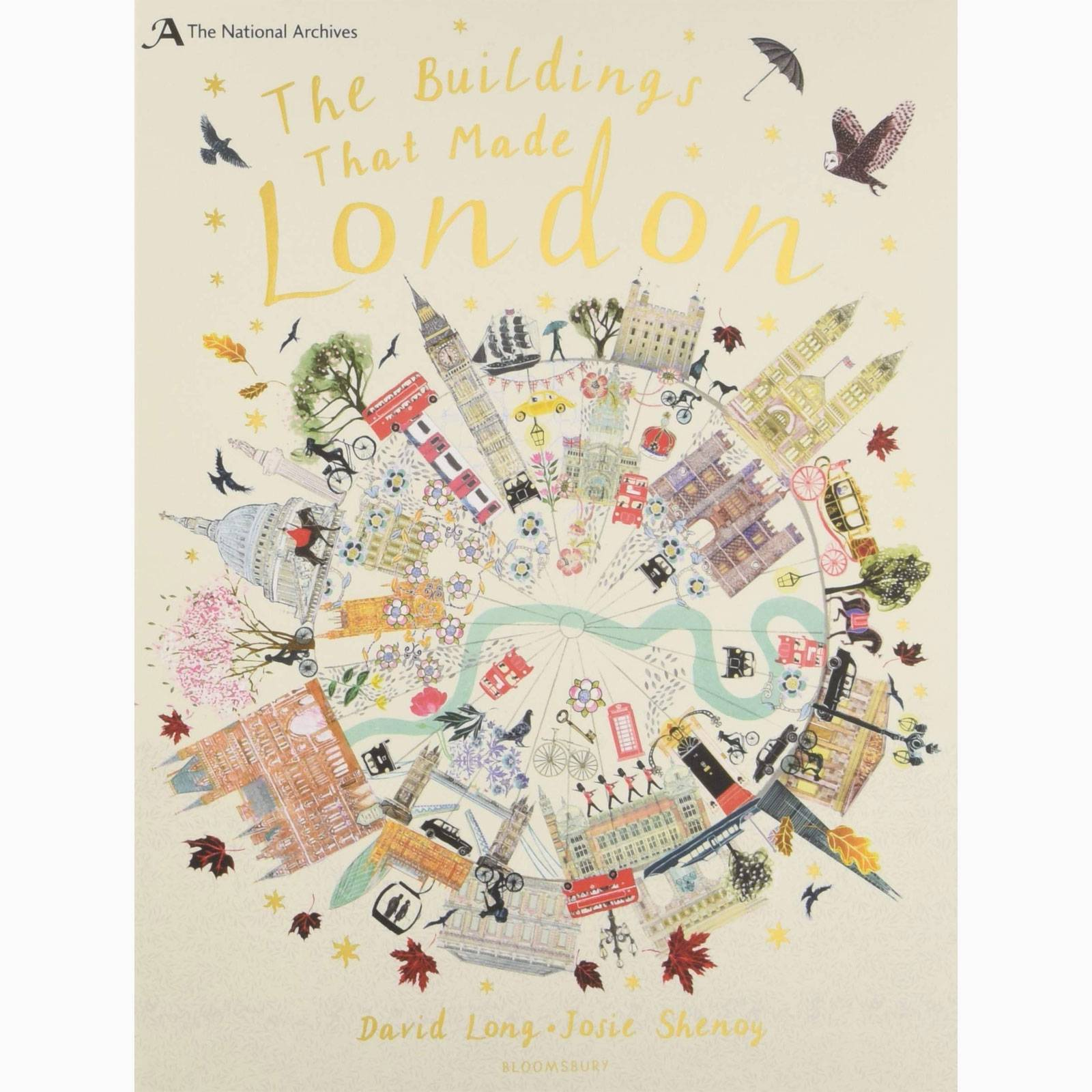 The Buildings That Made London - Hardback Book