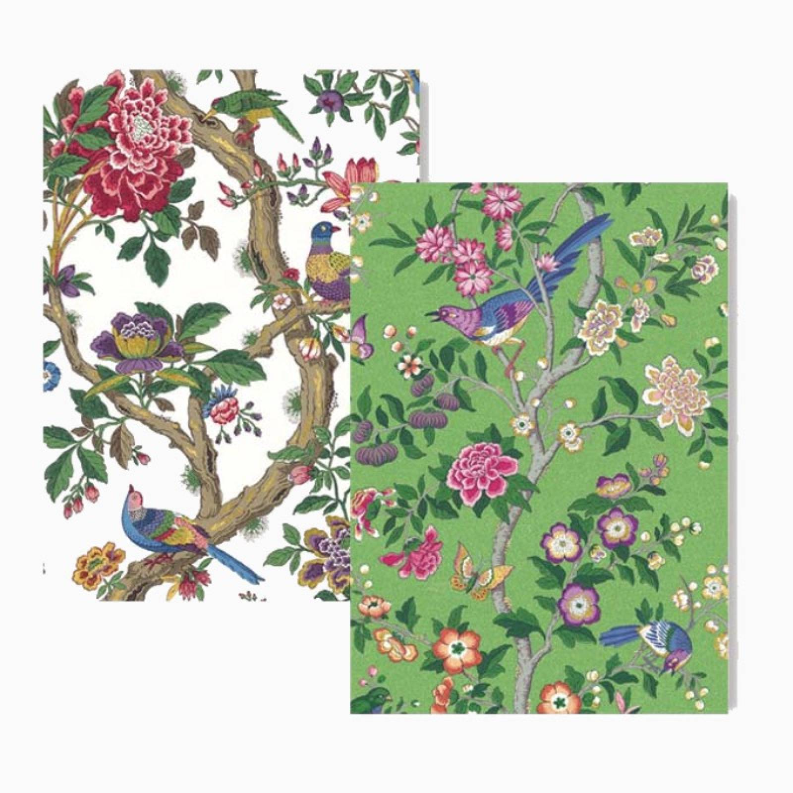 The Chinese Tree - Box Of 8 Luxury Foiled Notecards & Envelopes thumbnails