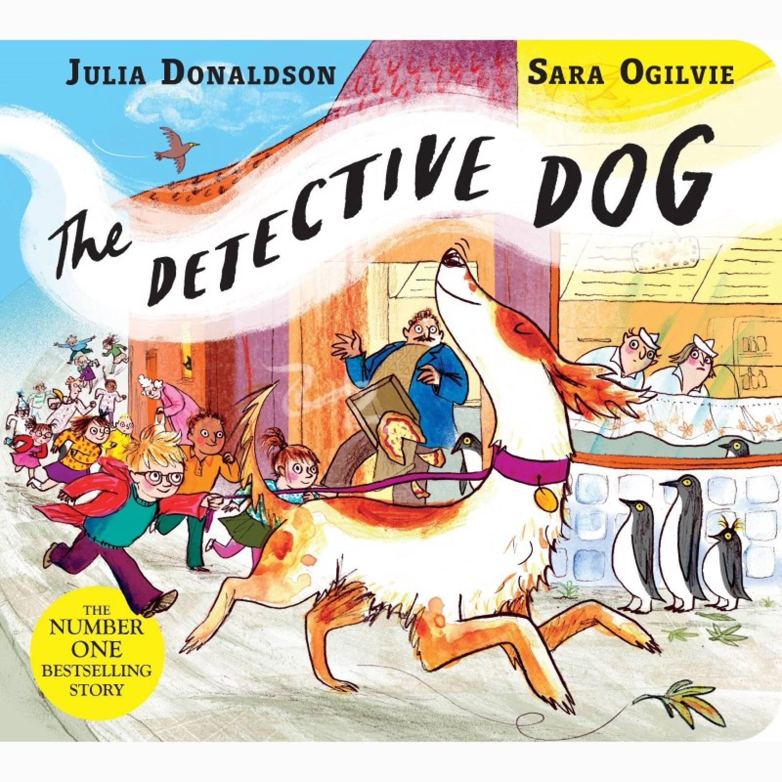 The Detective Dog - Board Book