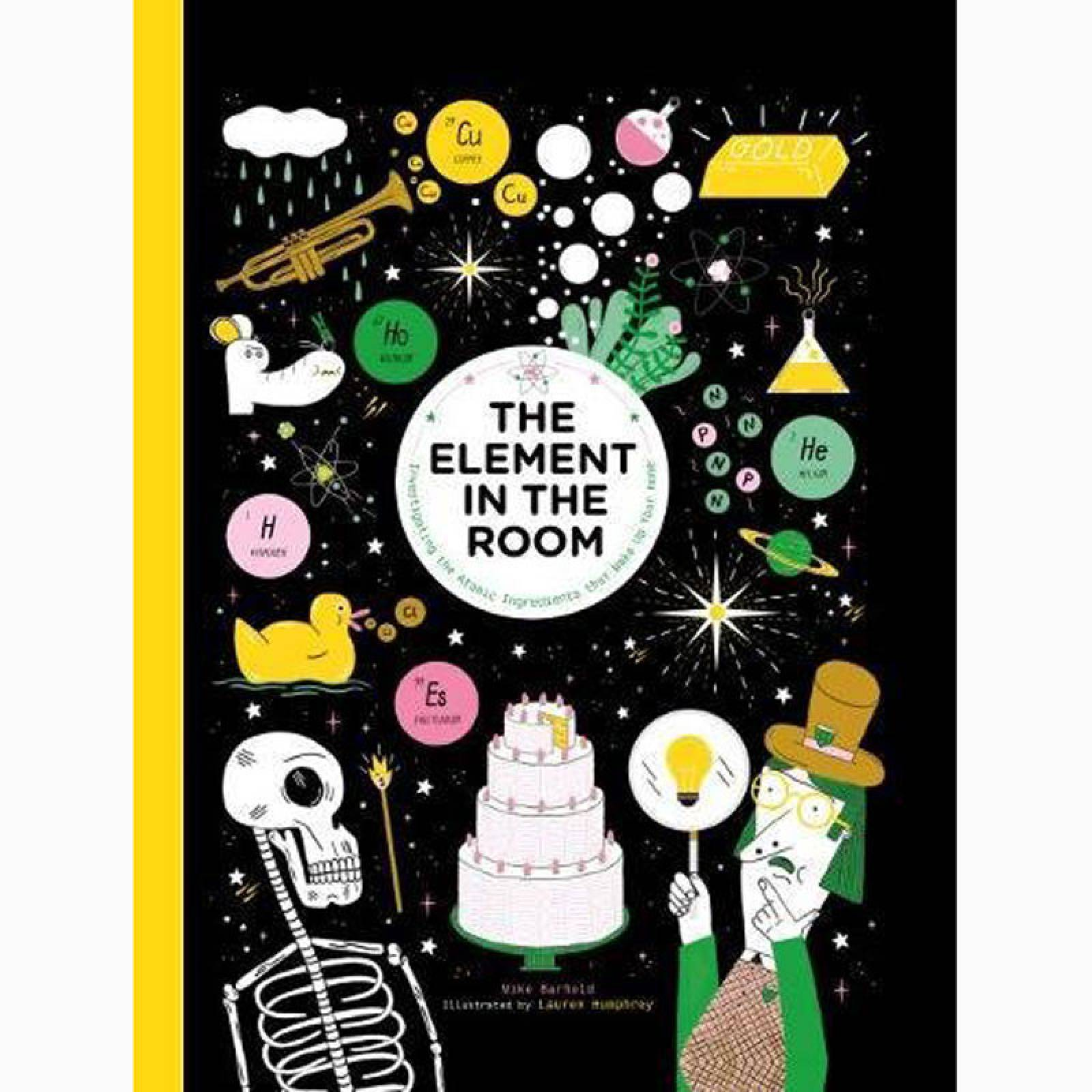 The Element In The Room - Hardback Book