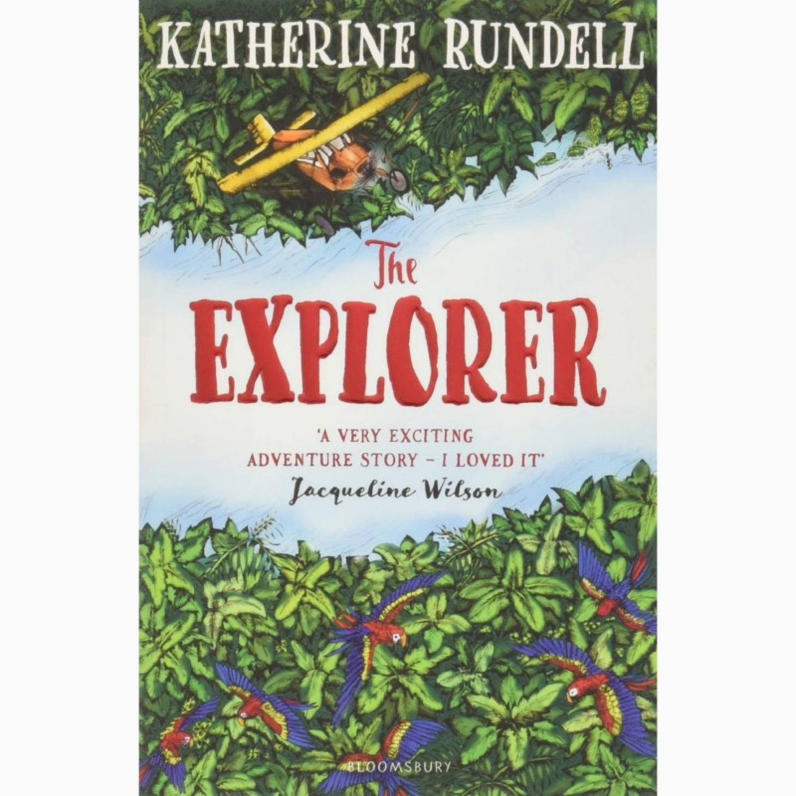 The Explorer - Paperback Book