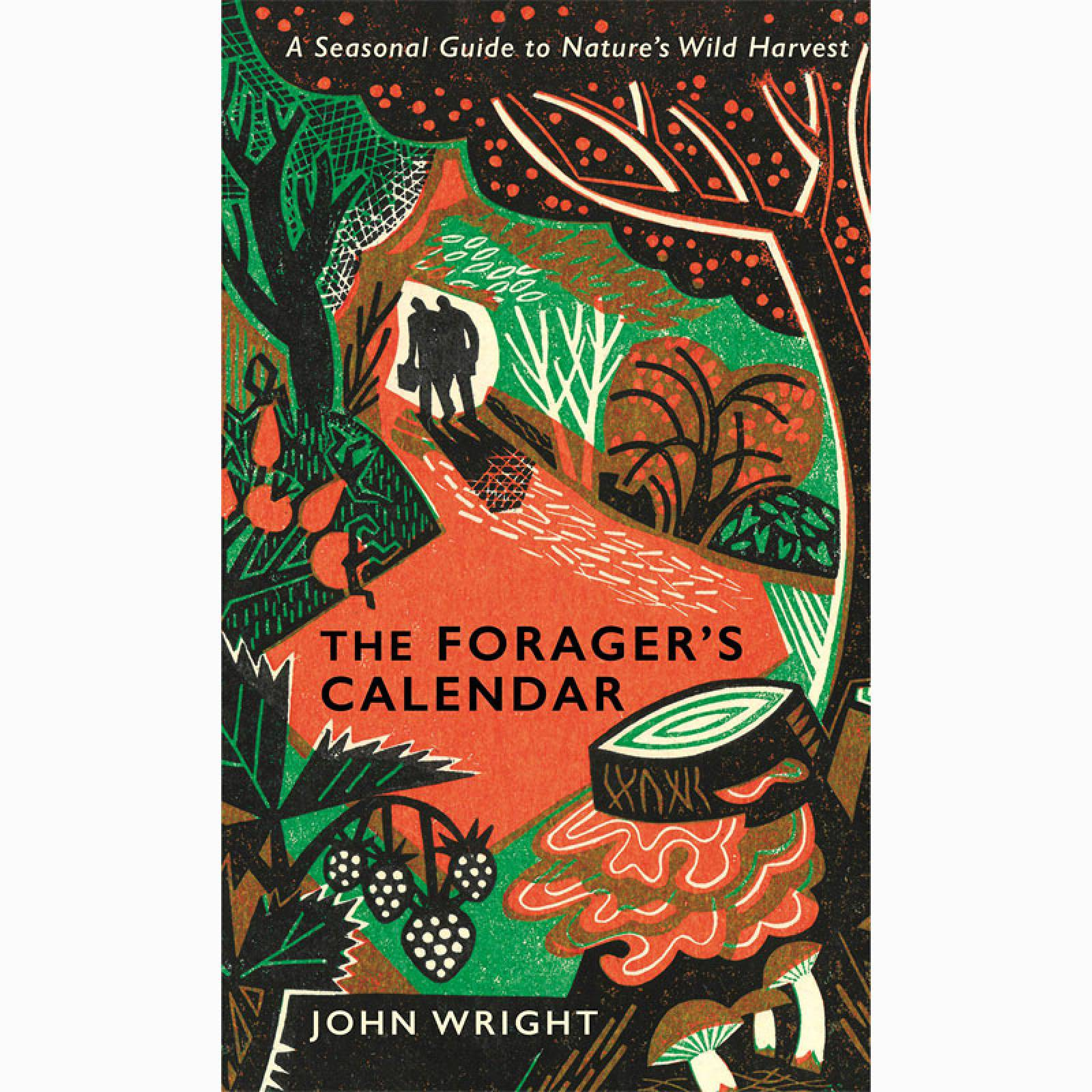 The Forager's Calendar - Hardback Book