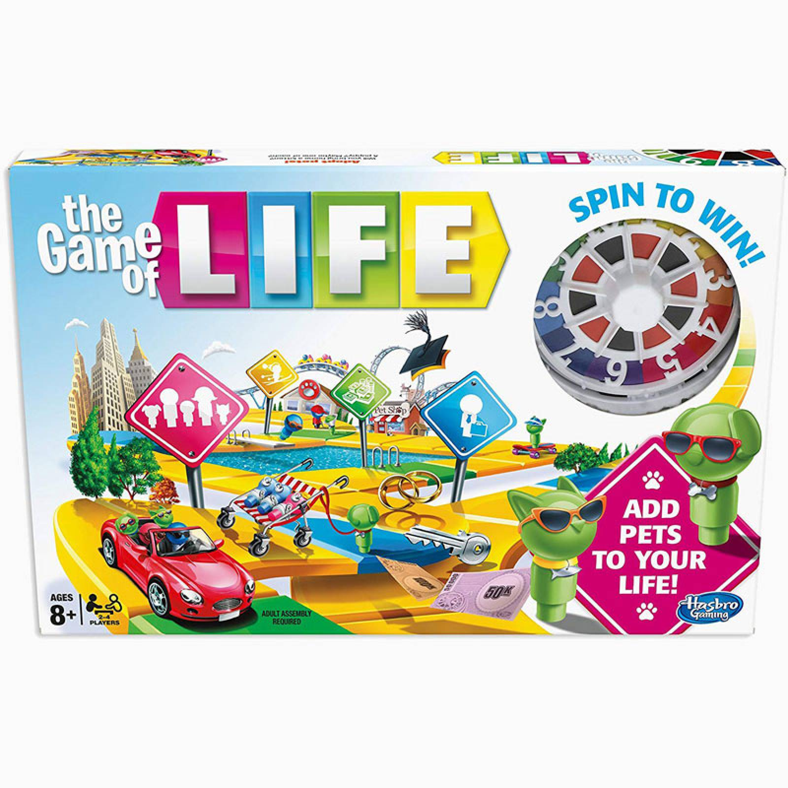 The Game Of Life 8+