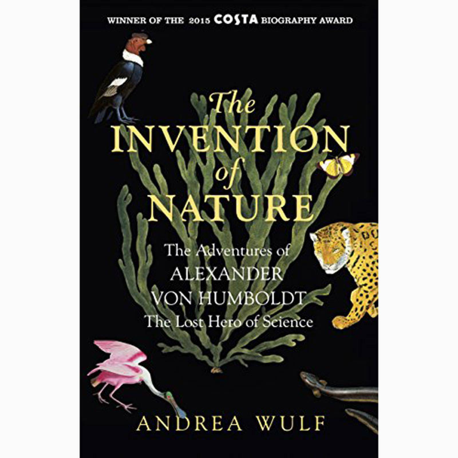 The Invention of Nature - Paperback Book