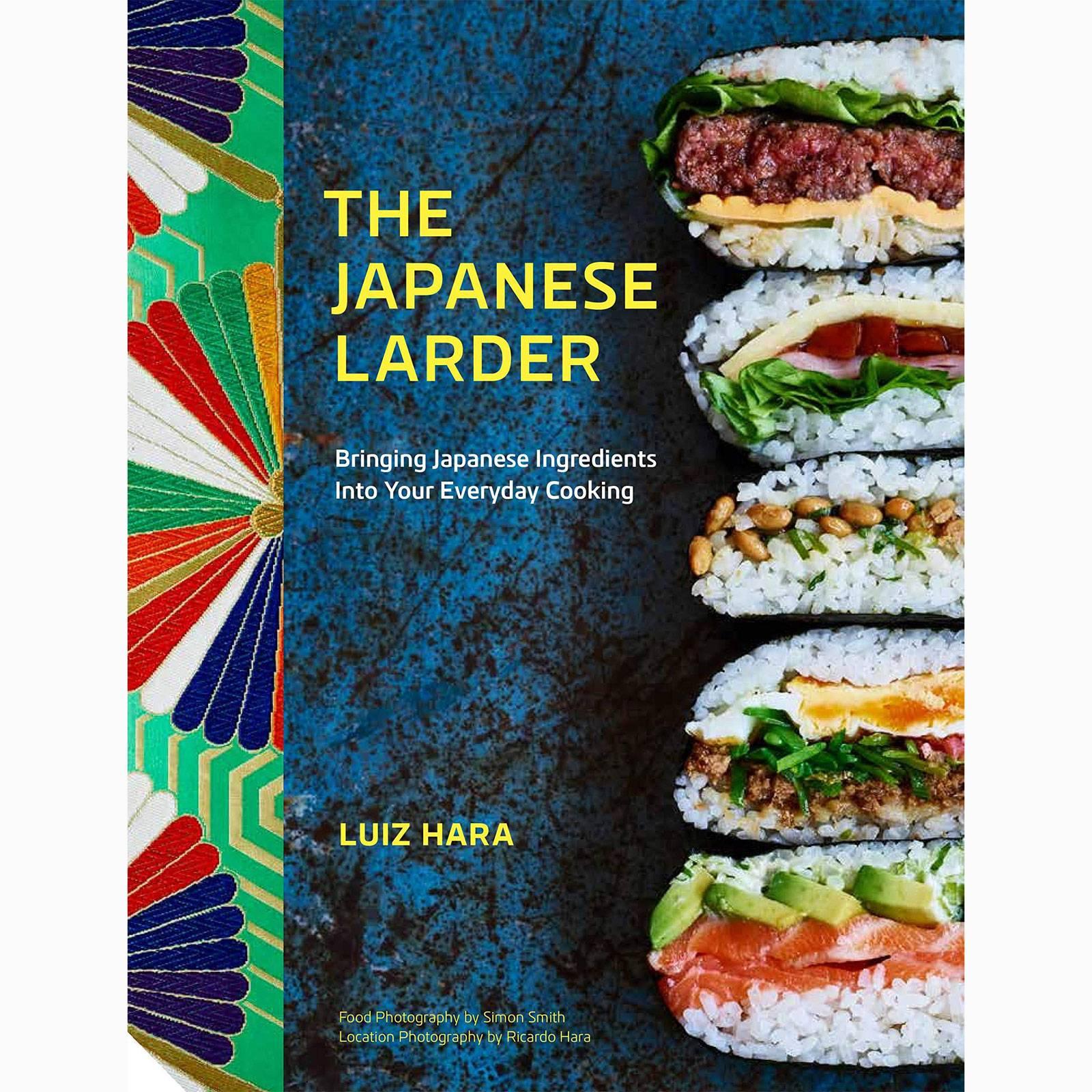 The Japanese Larder - Hardback Book