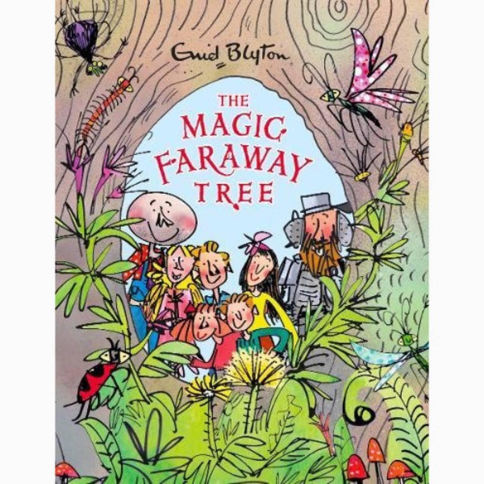 The Magic Faraway Tree - Hardback Book Gift Edition