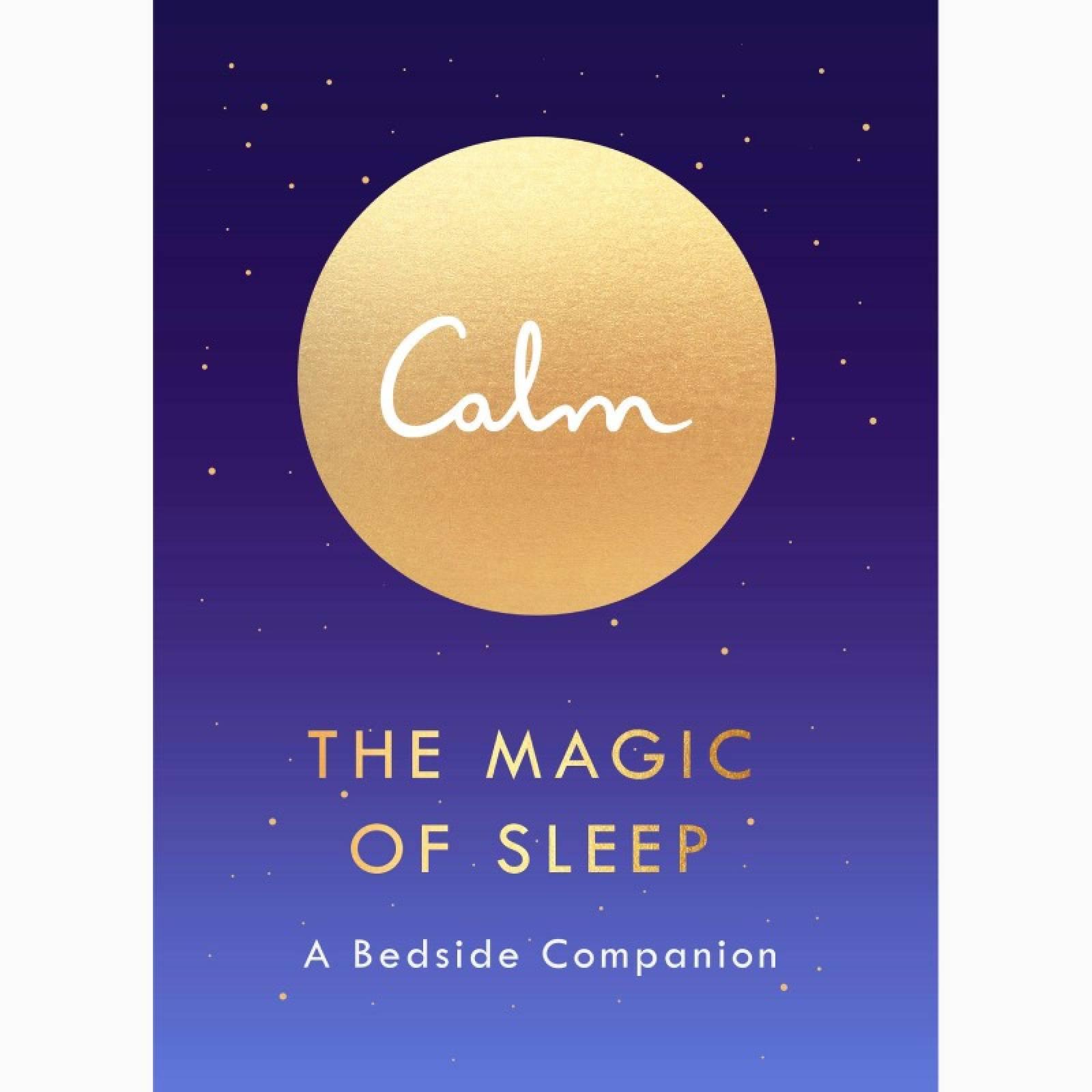 The Magic of Sleep: A Bedside Companion - Paperback Book