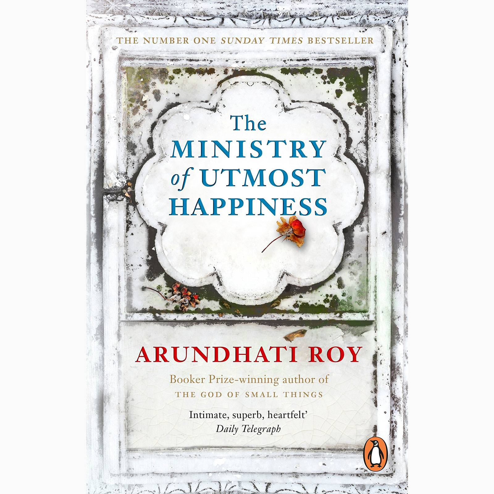 Ministry Of Utmost Hapiness - Paperback Book