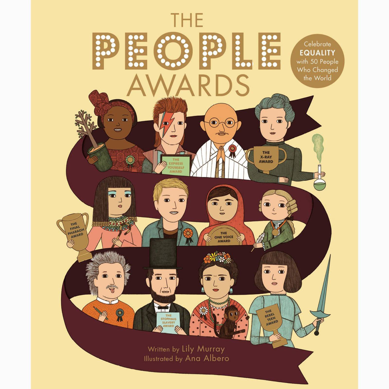 The People Awards - Hardback Book