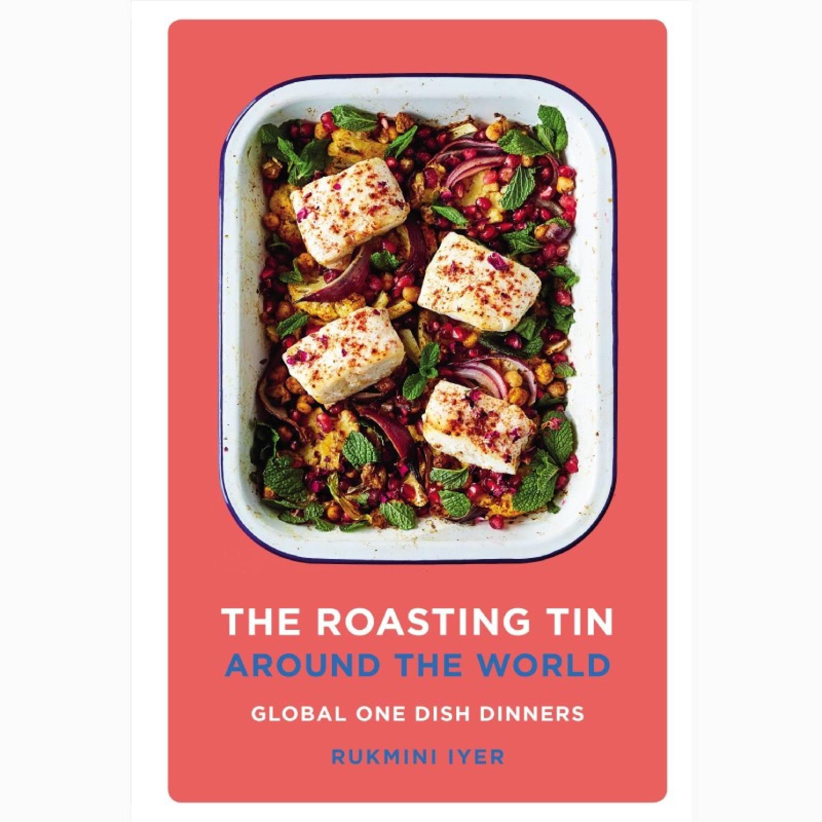 The Roasting Tin Around The World - Hardback Book