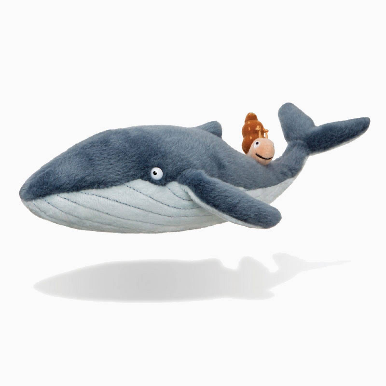 The Snail & The Whale Soft Toy