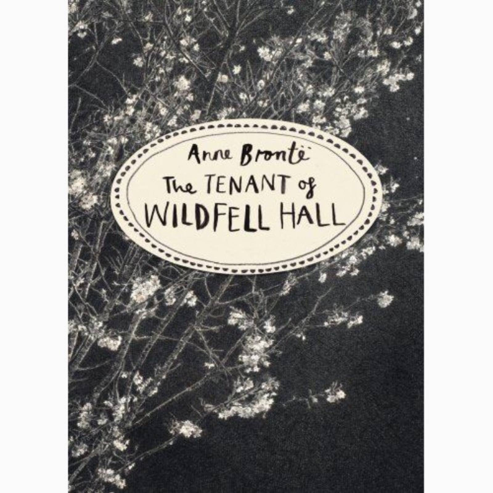 The Tenant Of Wildfell Hall By Anne Brontë - Paperback Book