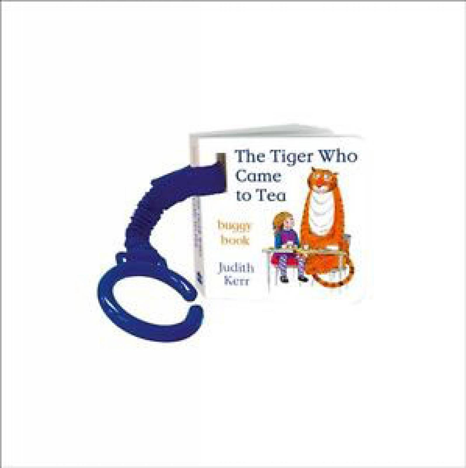 The Tiger Who Came To Tea Buggy Board Book