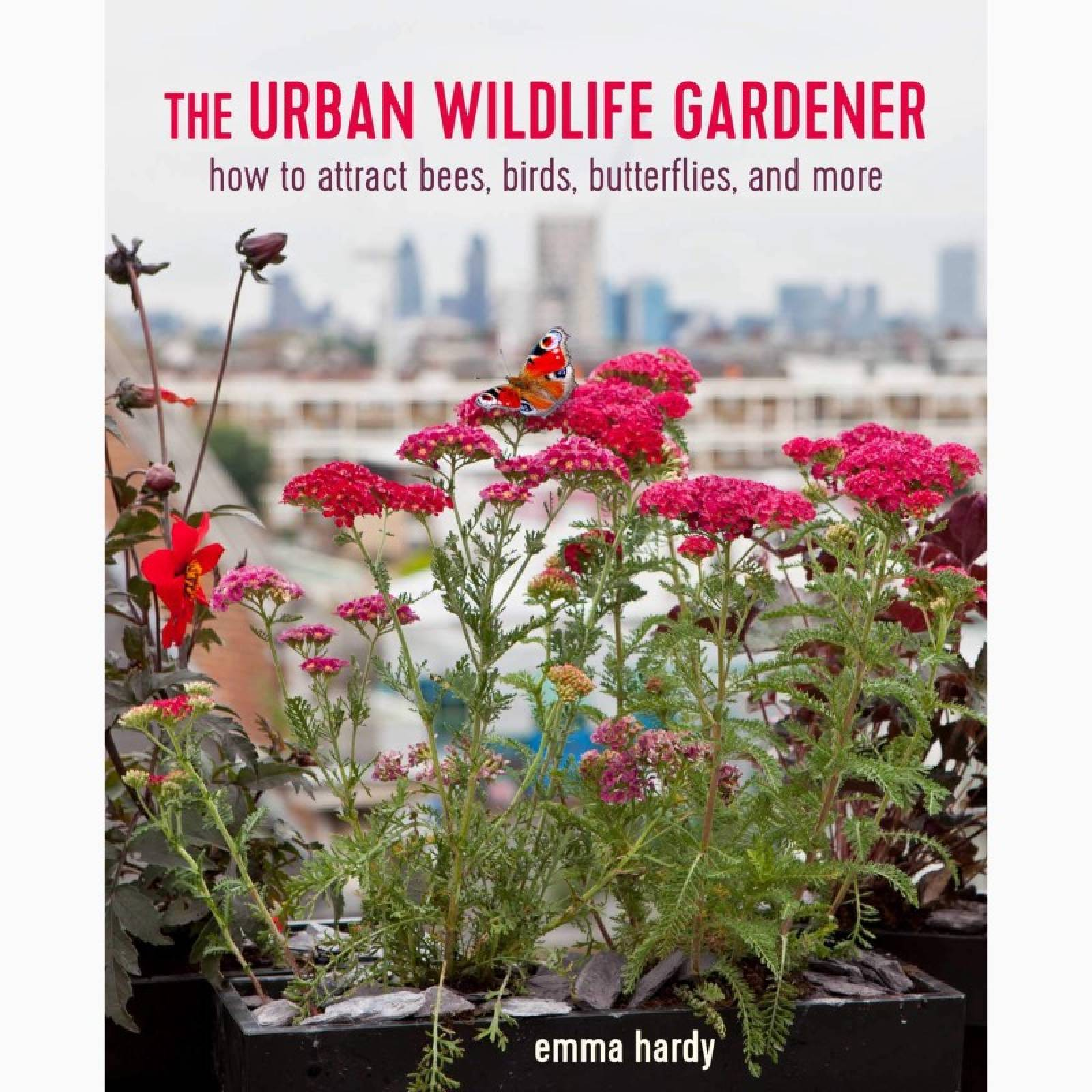 The Urban Wildlife Gardener - Paperback Book