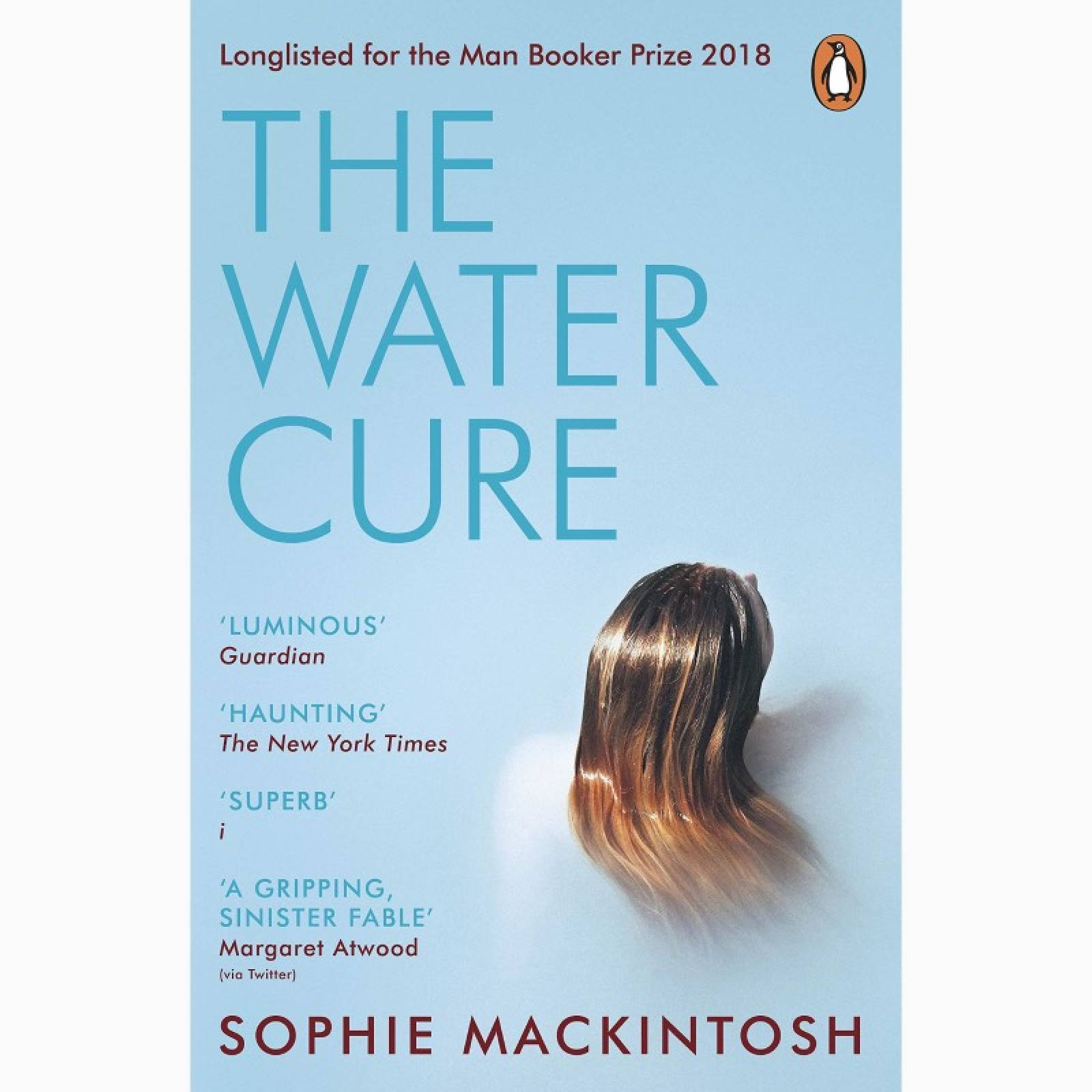 The Water Cure - Paperback Book