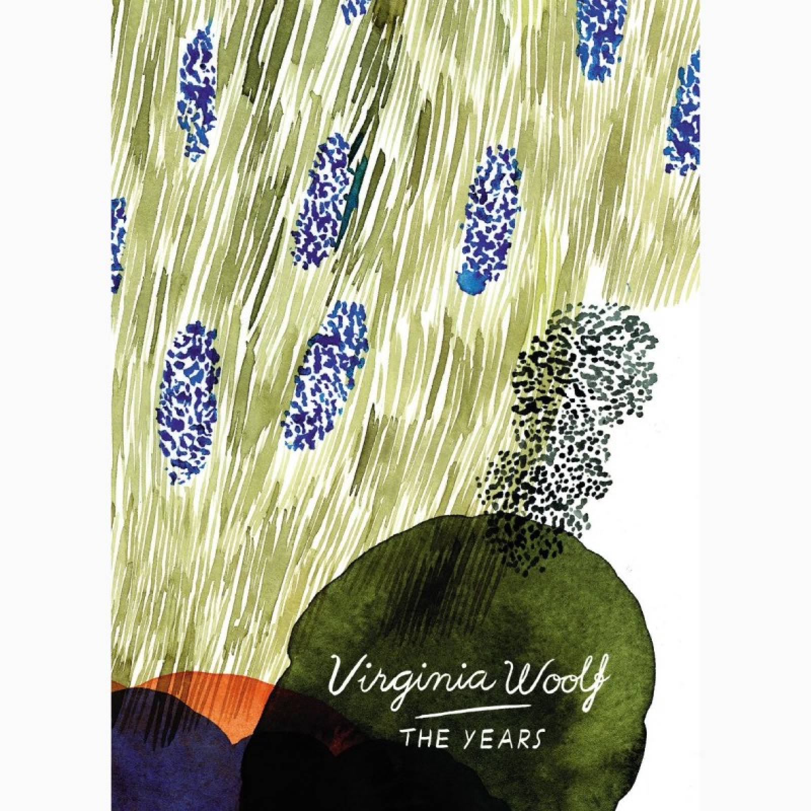 The Years By Virginia Woolf - Paperback Book