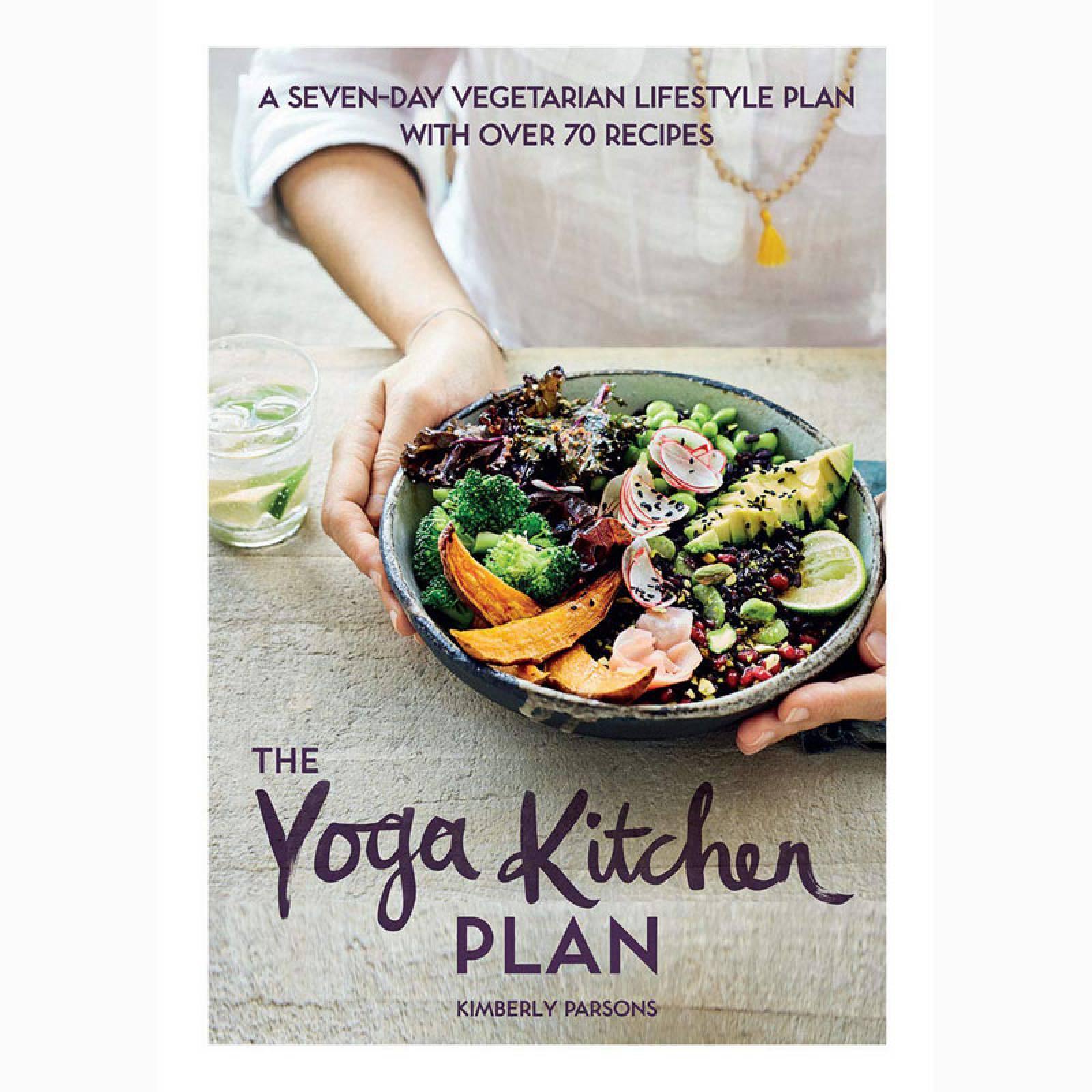The Yoga Kitchen Plan - Hardback Book
