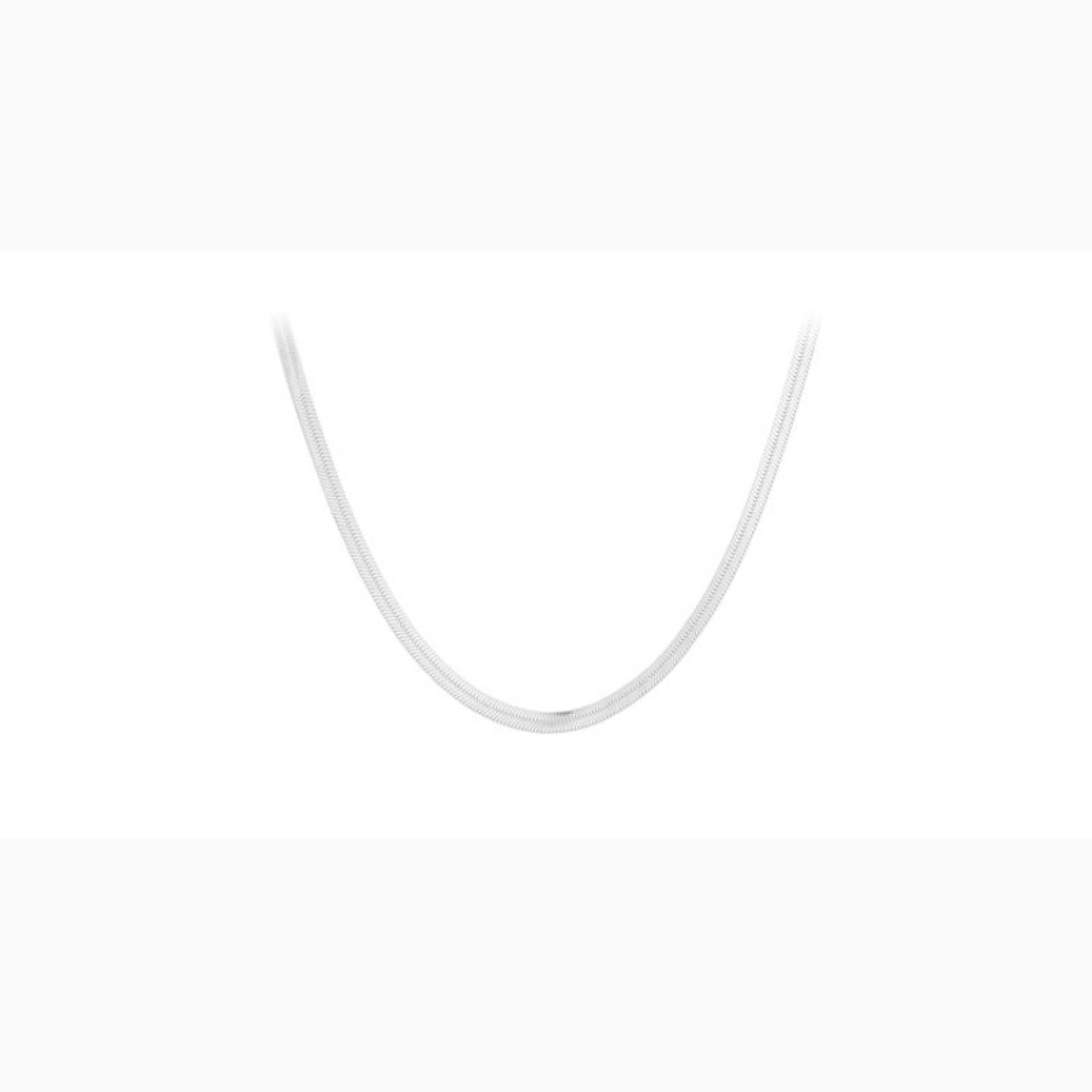 Thelma Necklace In Silver By Pernille Corydon