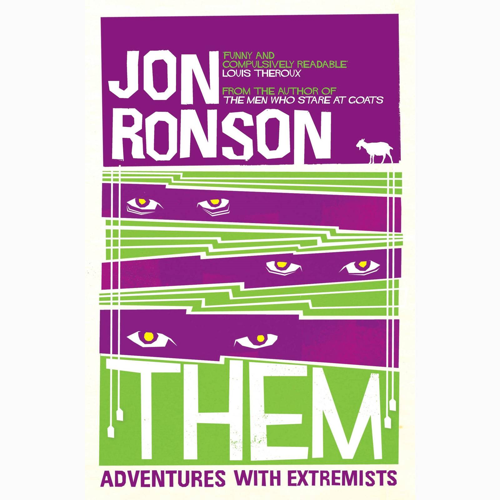 Them By Jon Ronson - Paperback Book