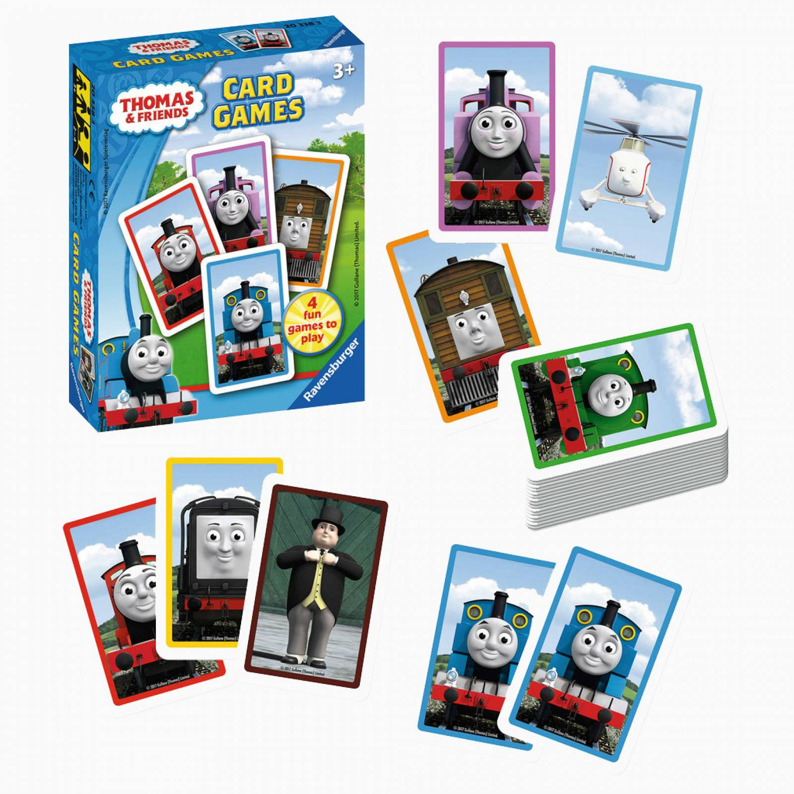 Thomas & Friends Card Games 3+ thumbnails