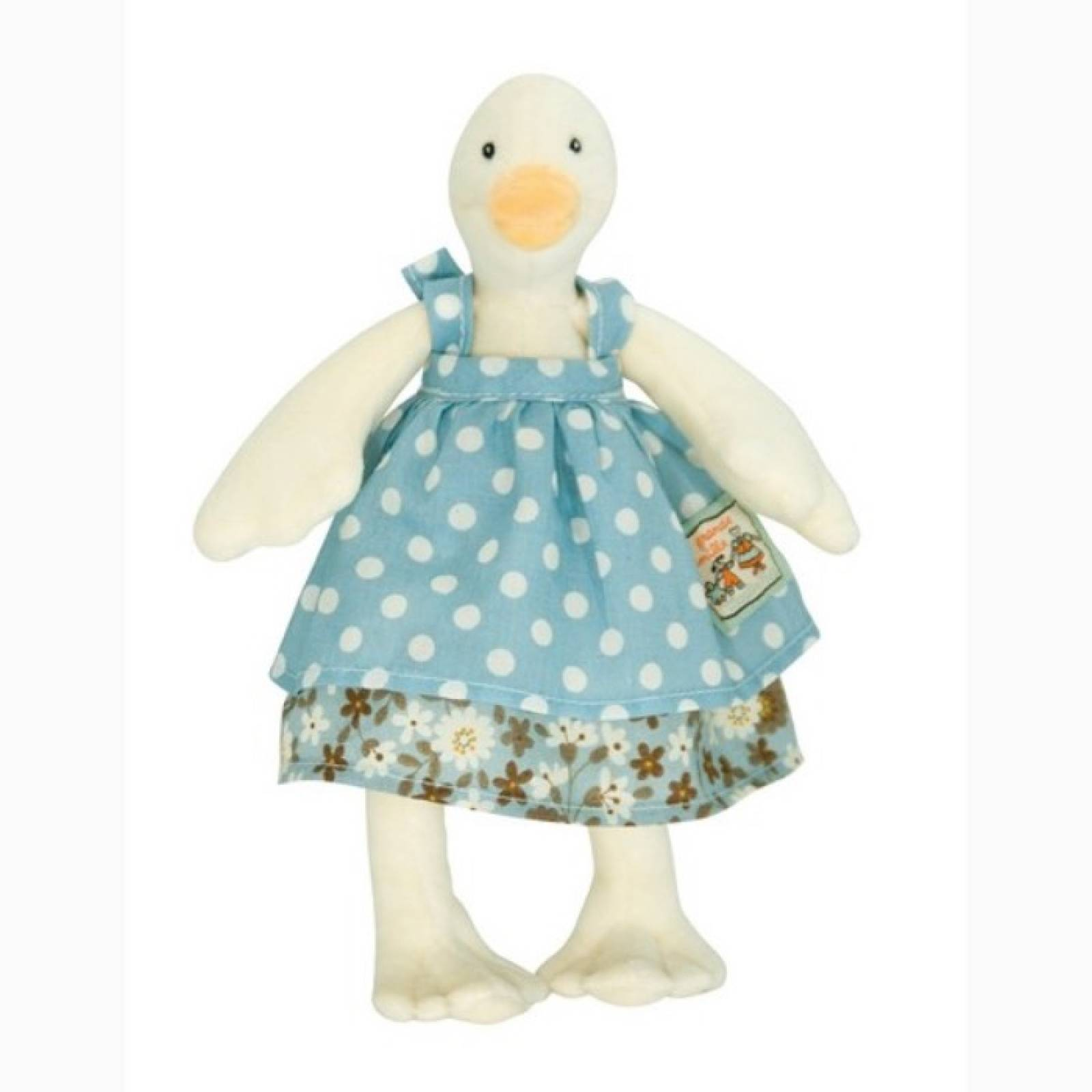 Tiny Jeanne The Duck Soft Toy 0+