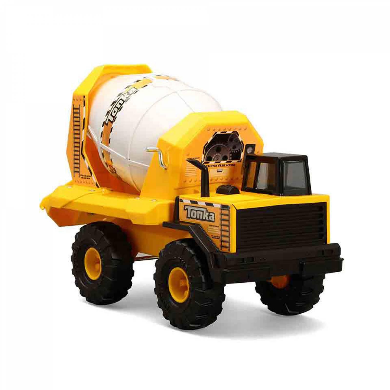 Tonka Power Movers Cement Mixer
