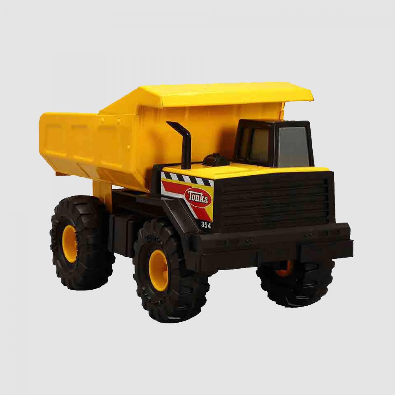 Tonka Steel Mighty Dump Truck