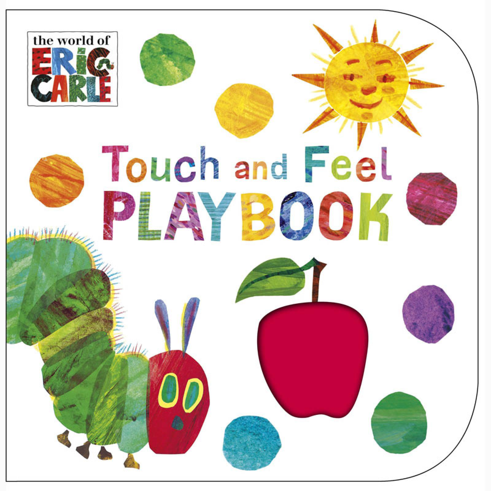 The Very Hungry Caterpillar Touch And Feel Play Book