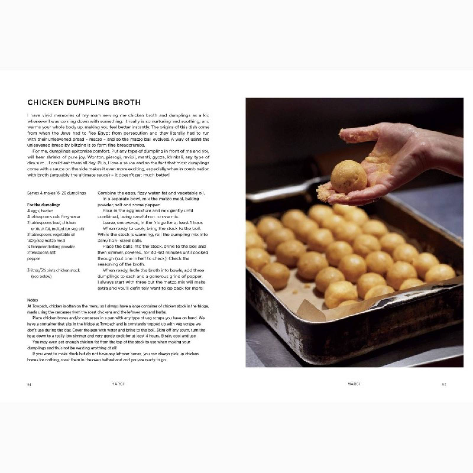 Towpath: Recipes & Stories - Hardback Book thumbnails