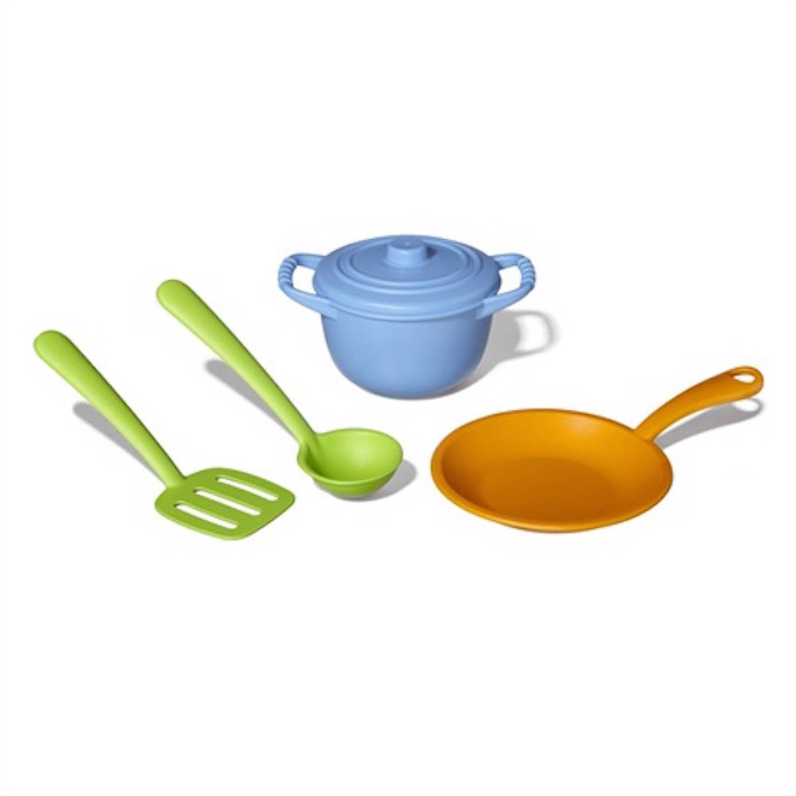 Toy Chef Set By Green Toys 2+