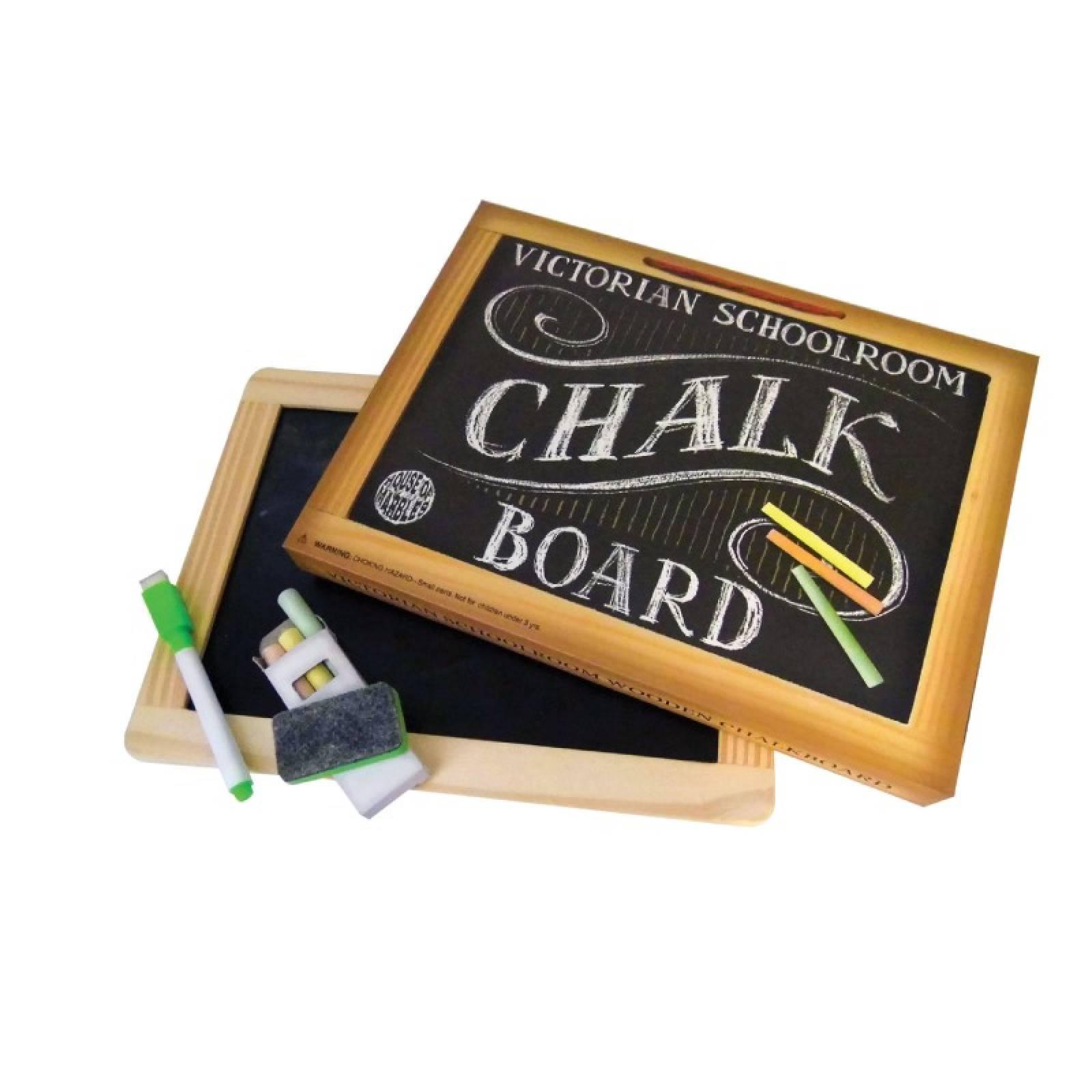 Traditional Chalk Board Set