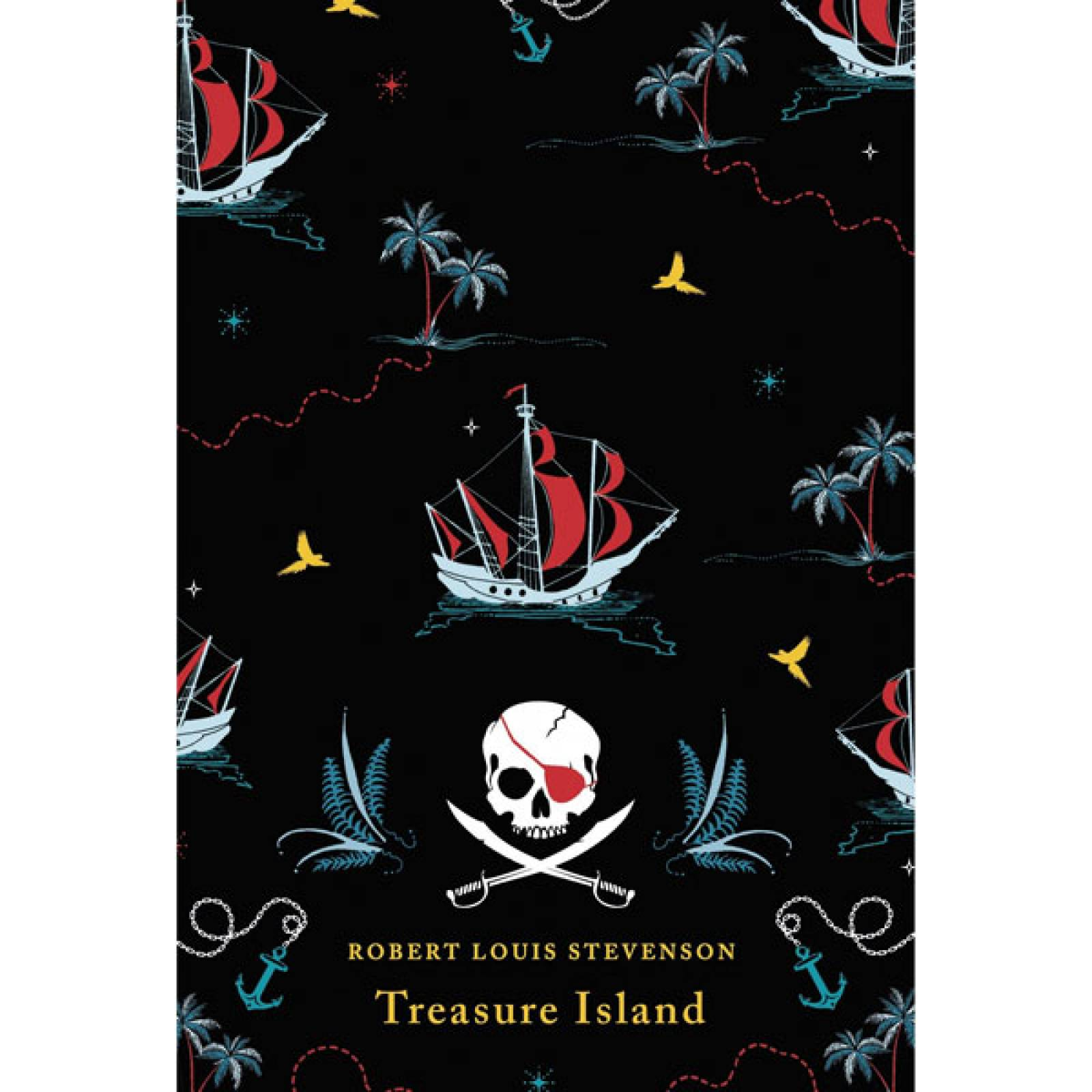 Treasure Island Hardback Book Puffin Edition