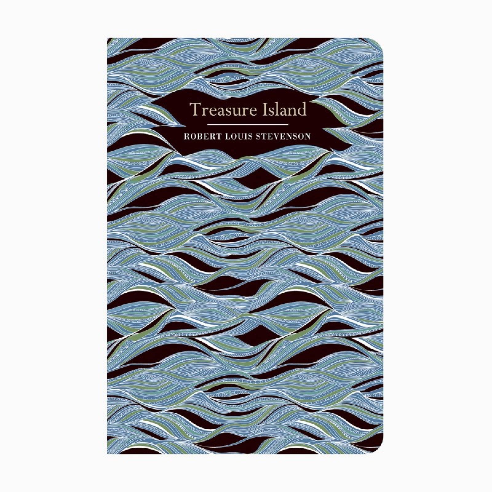 Treasure Island - Chiltern Classics Hardback Book