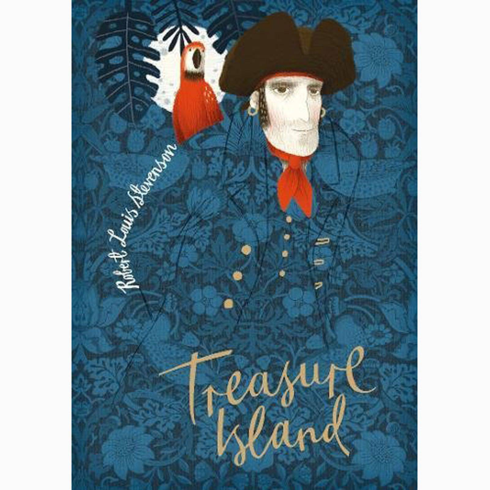 Treasure Island - Hardback Book (V&A Edition)