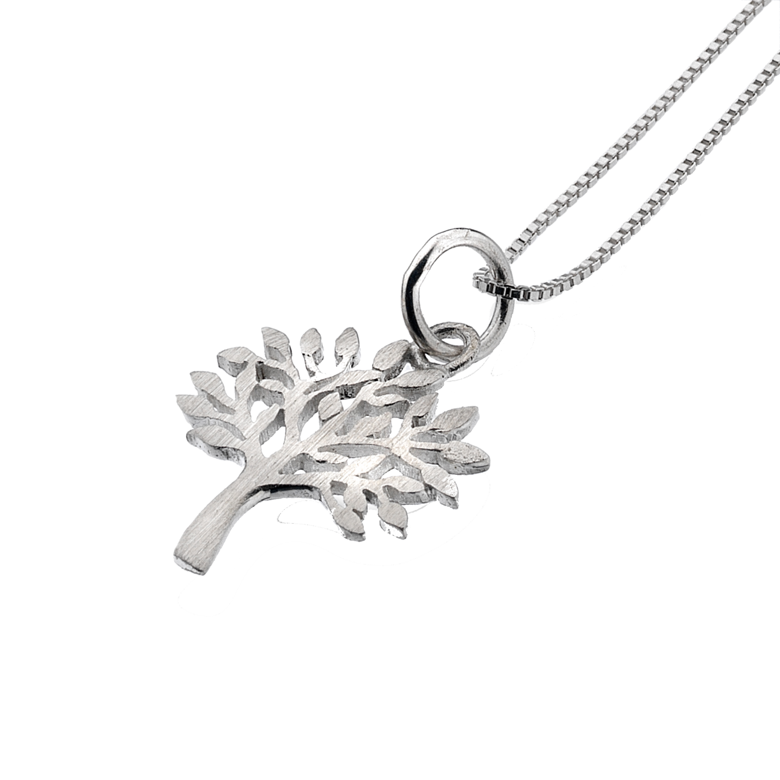 Tree Of Life Sterling Silver Pendant By Sea Gems