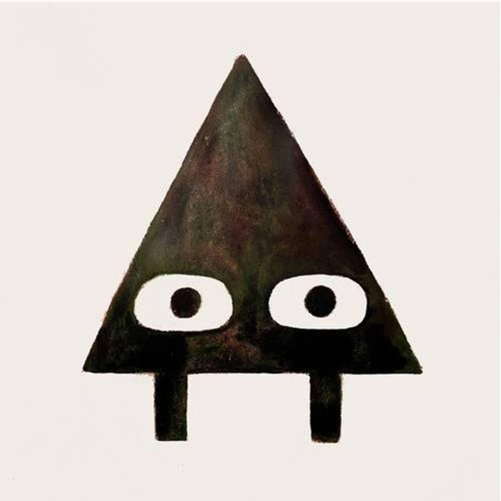 Triangle By Jon Klassen - Hardback Book