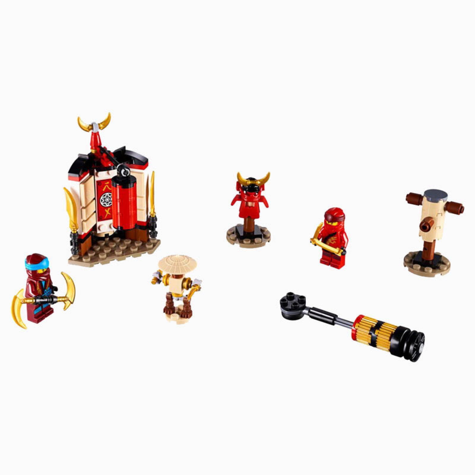 LEGO Ninjago Monastery Training 70680 thumbnails