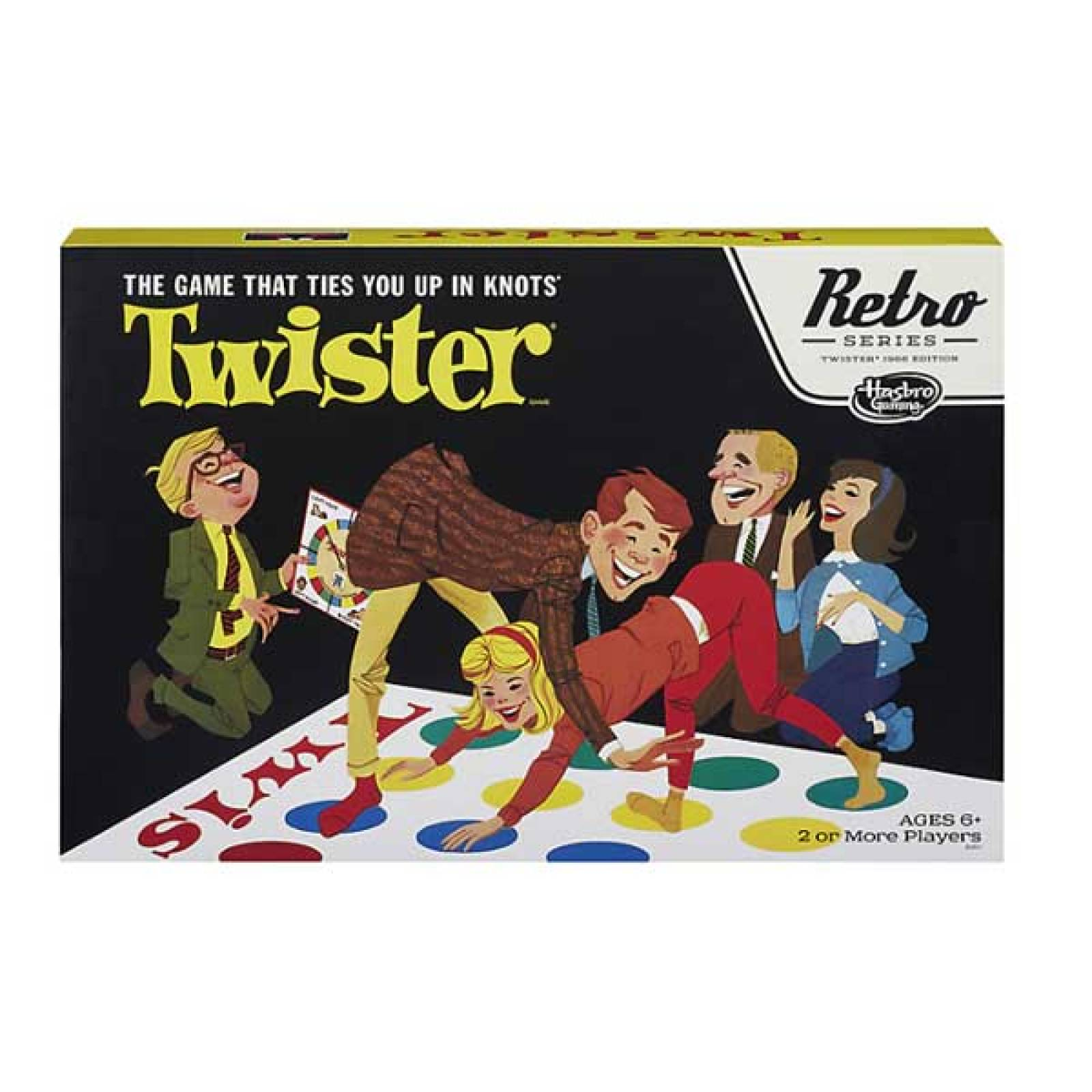 Twister RETRO MB Game 6yrs+ thumbnails