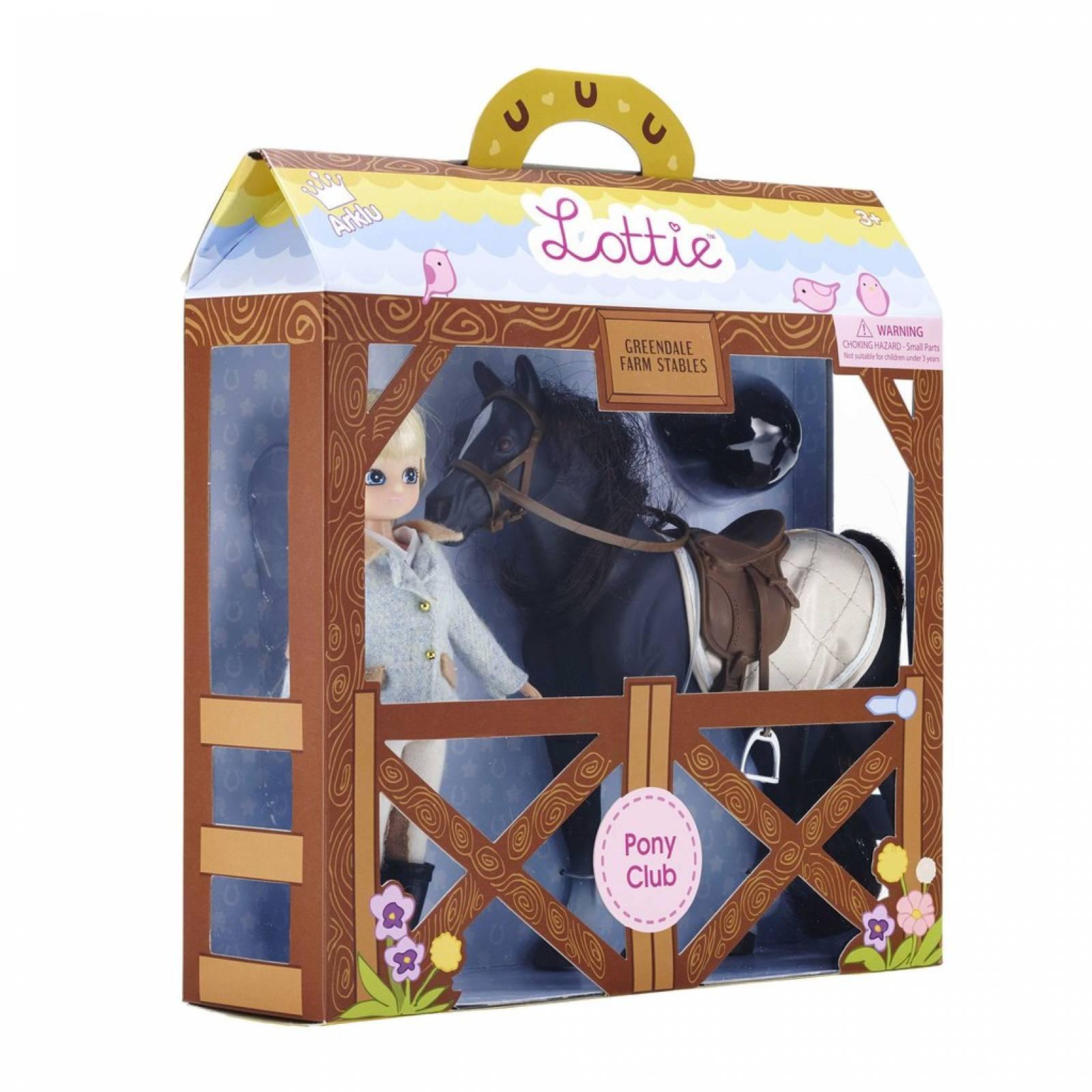 Pony Club Lottie Doll 3yr+ thumbnails