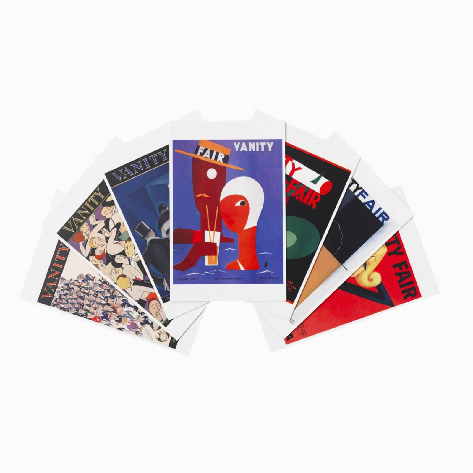 Vanity Fair Cover 100 Card Postcard Box thumbnails