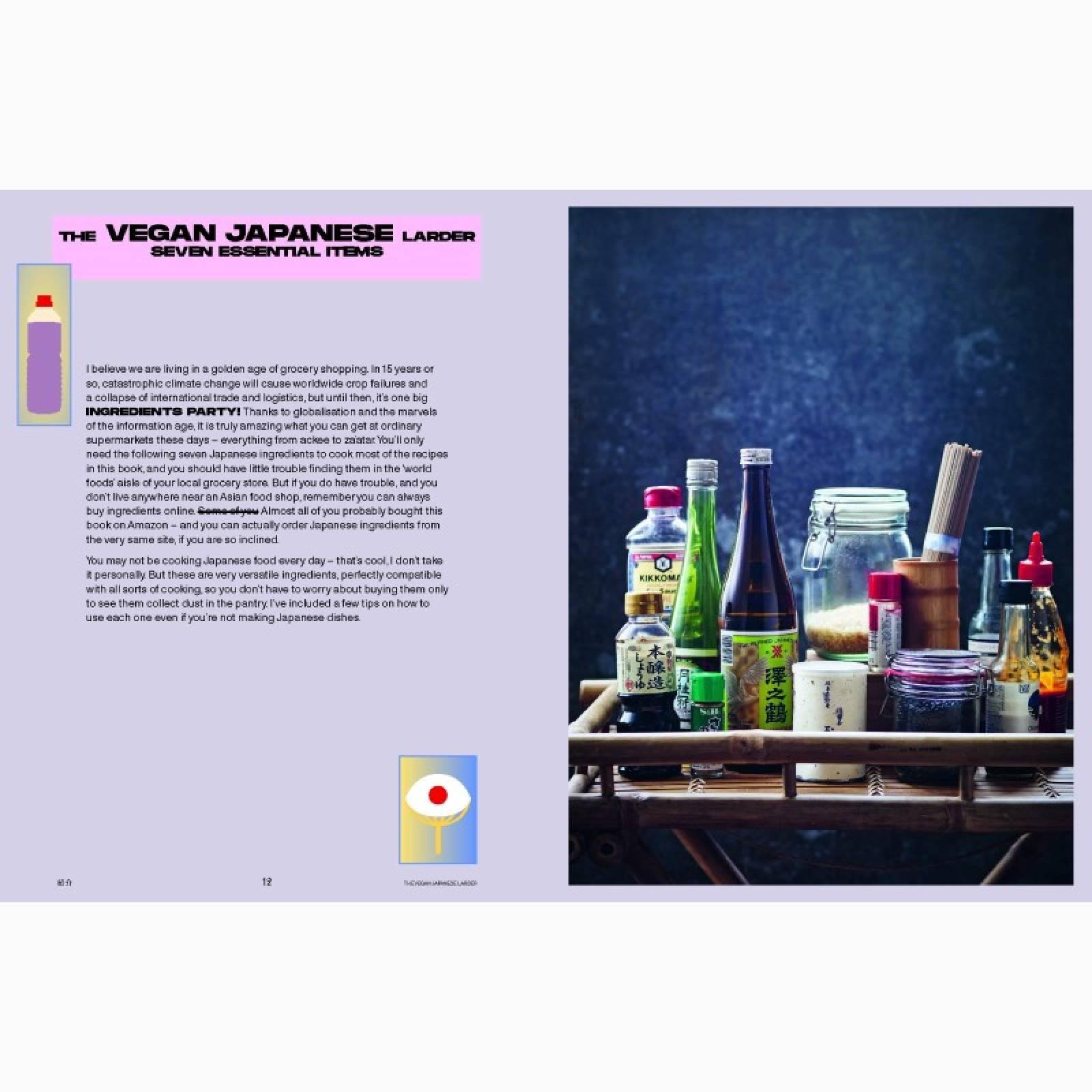 Vegan Japaneasy - Hardback Book thumbnails