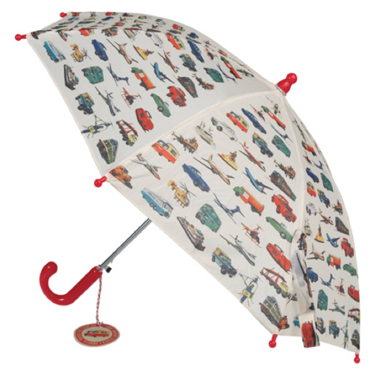 Child's Vehicle Umbrella 3yr+