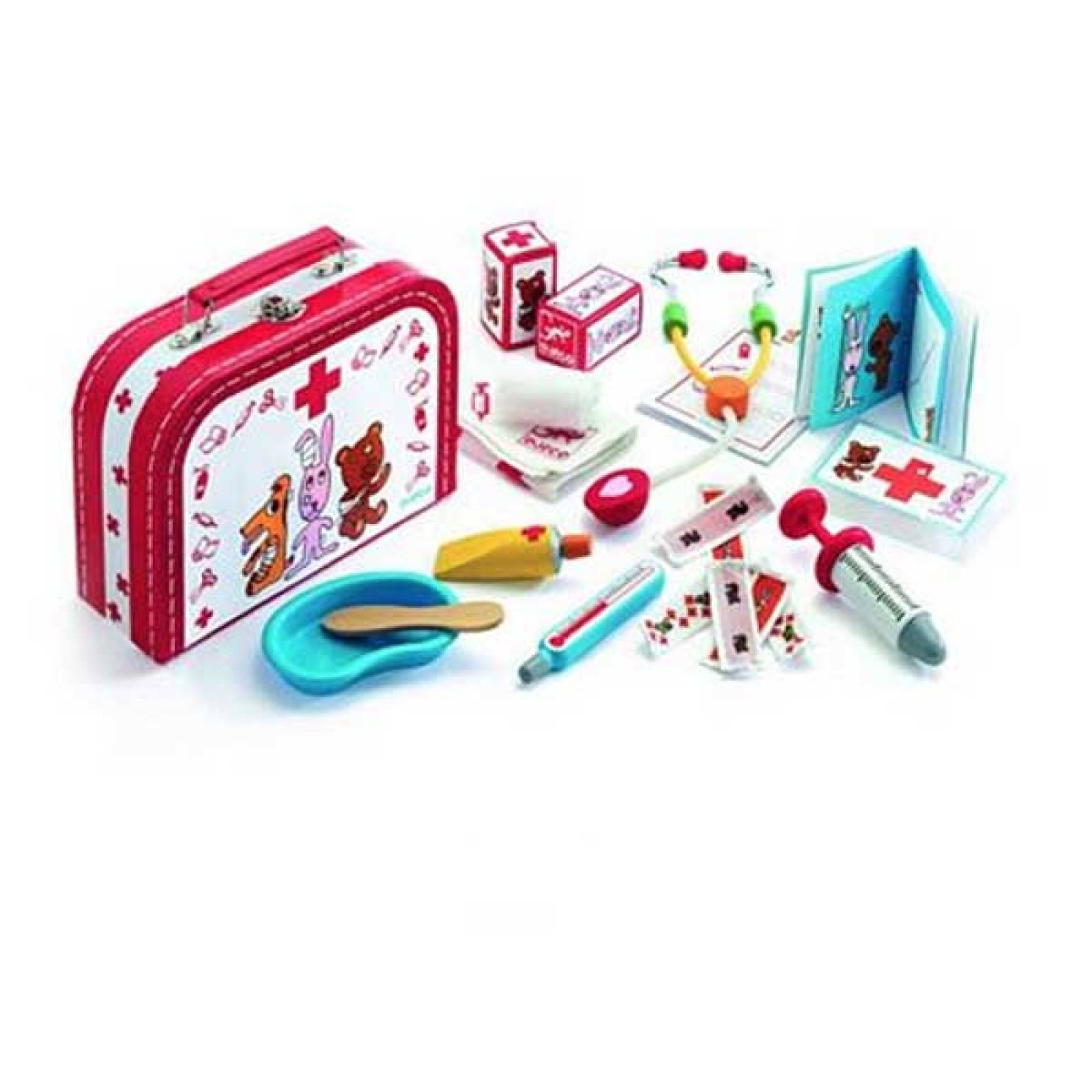 Bobodoudou: Suitcase With Medical Kit For Pets (Vet)