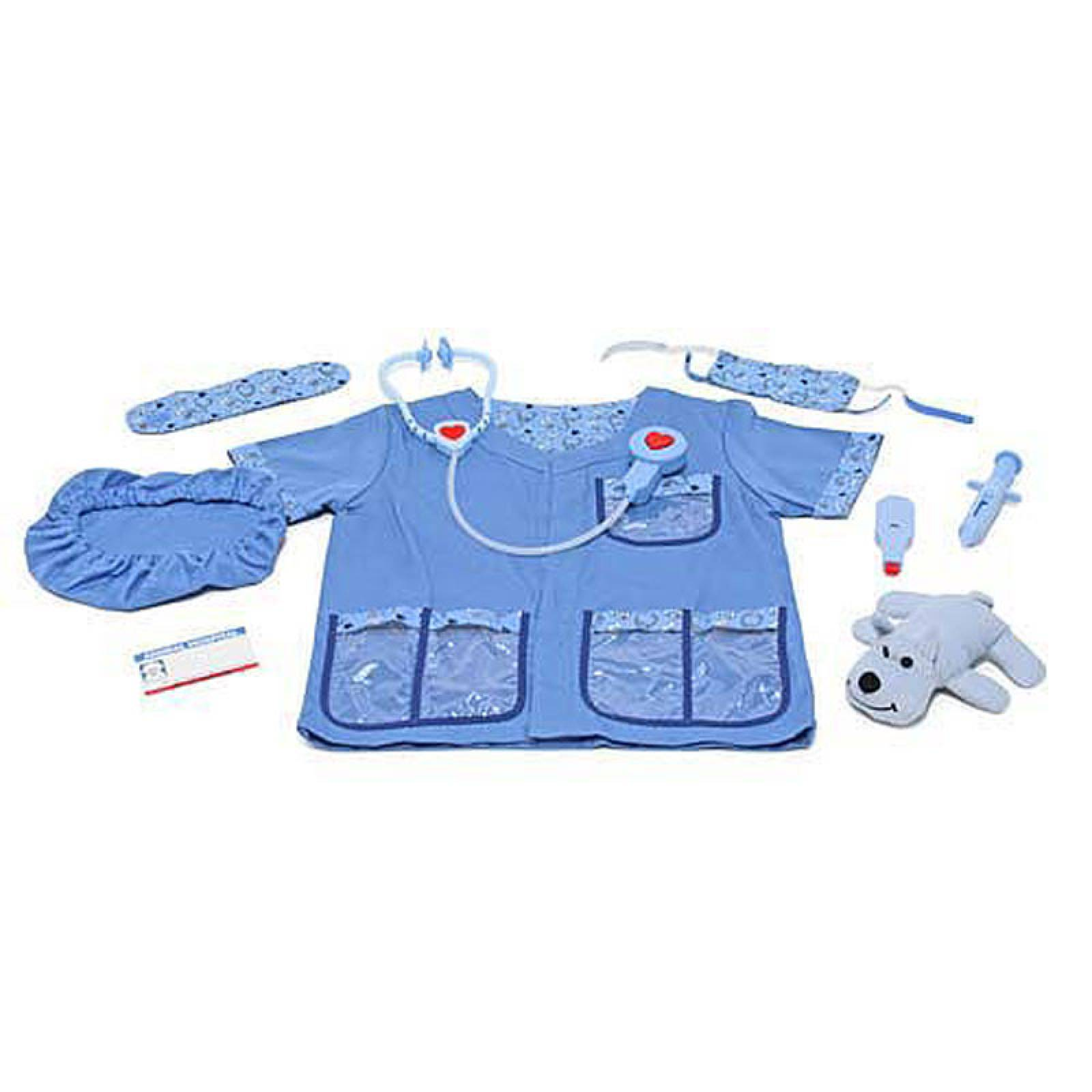 Veterinarian Fancy Dress Role Play Costume Set thumbnails