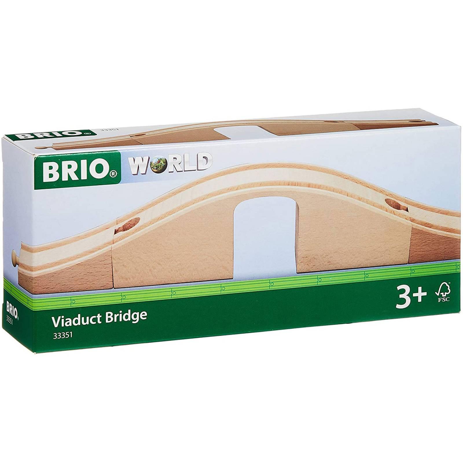 Viaduct Bridge BRIO Wooden Railway Age 3+ thumbnails