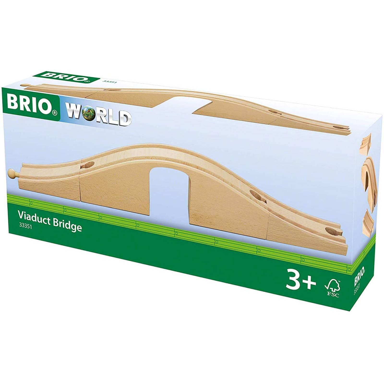 Viaduct Bridge BRIO Wooden Railway Age 3+