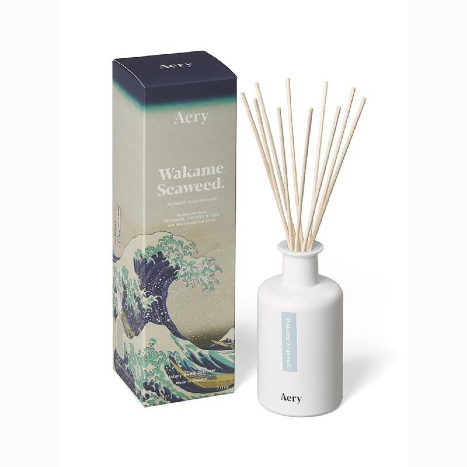 Wakame Seaweed Reed Diffuser By Aery