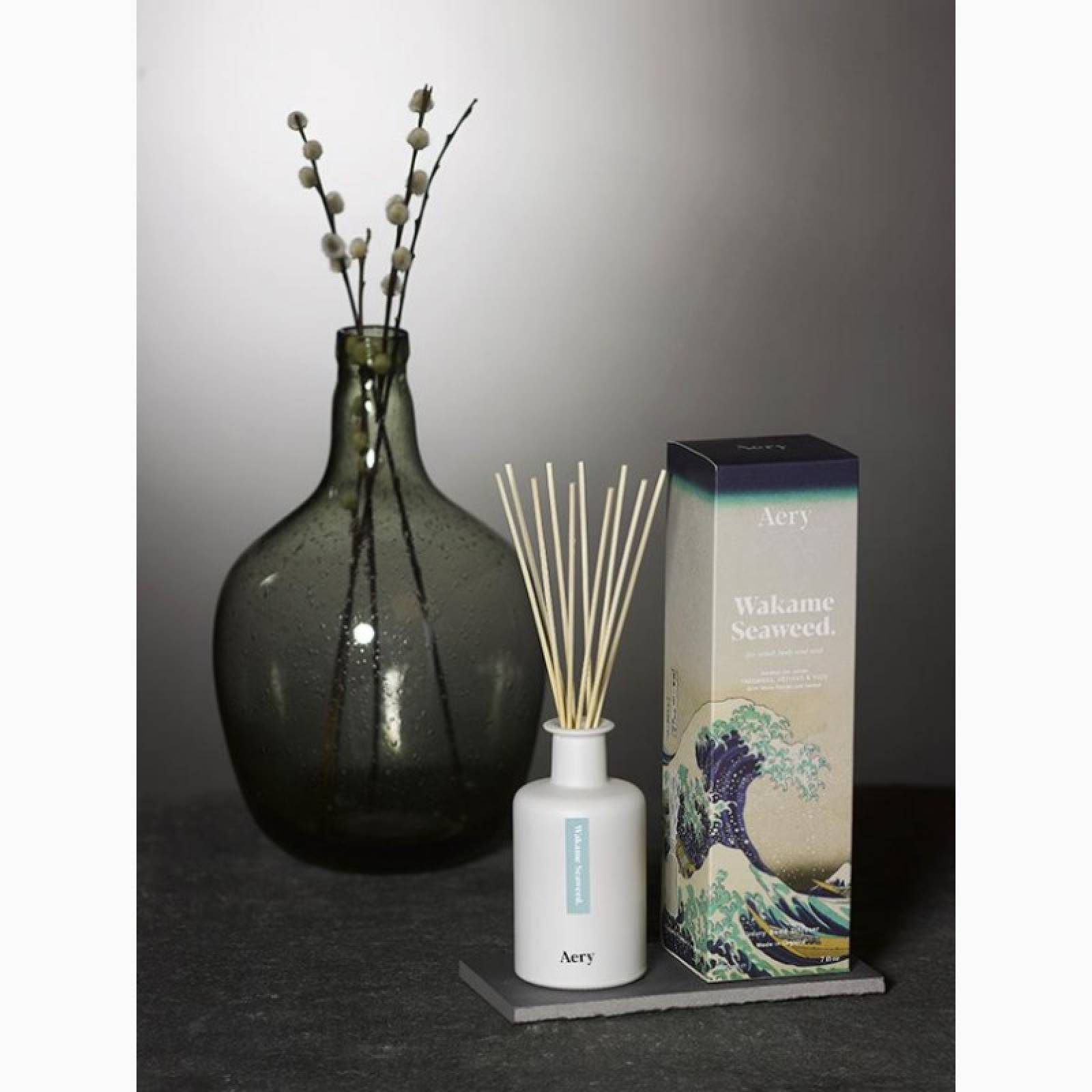 Wakame Seaweed Reed Diffuser By Aery thumbnails