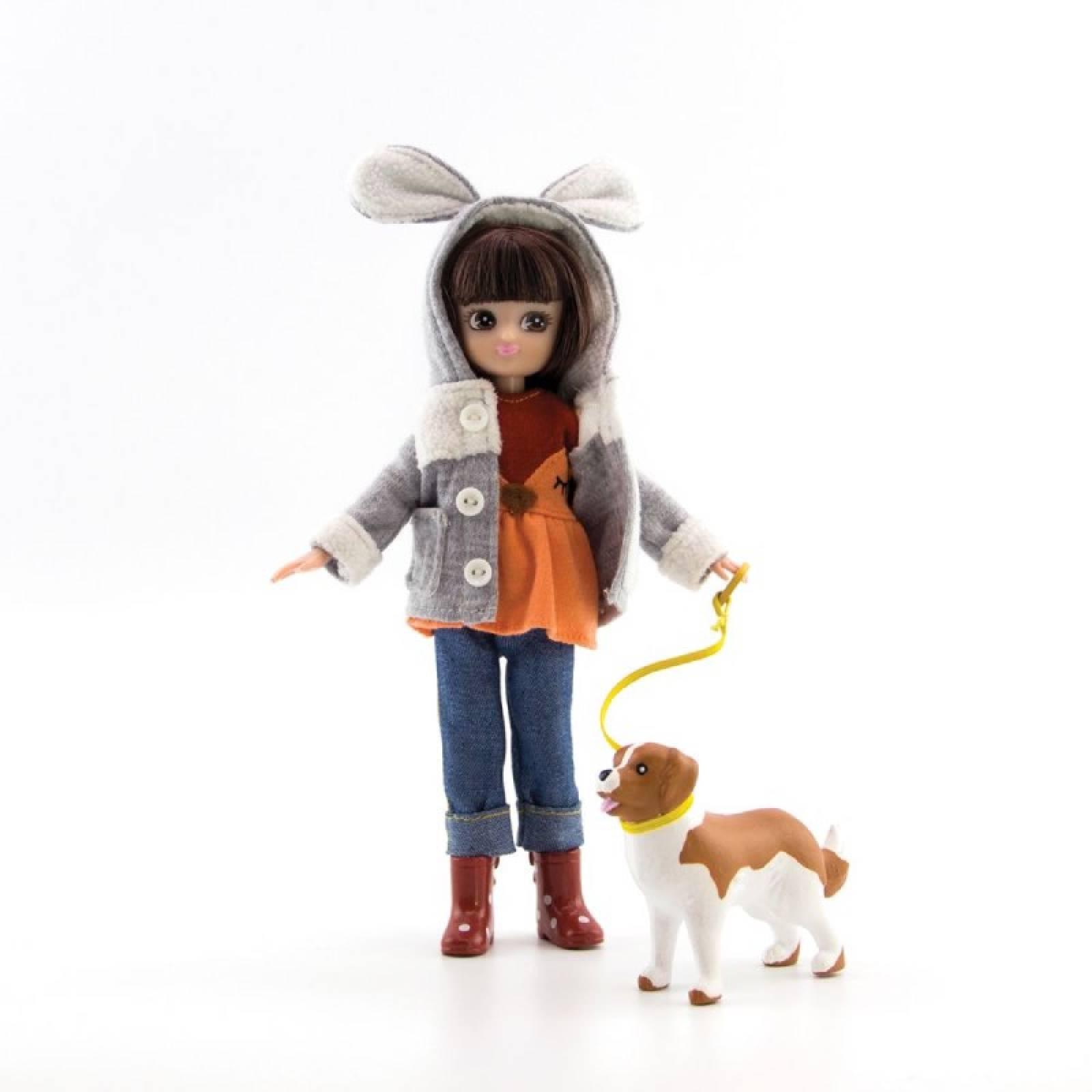 Walk In The Park Lottie Doll 3+